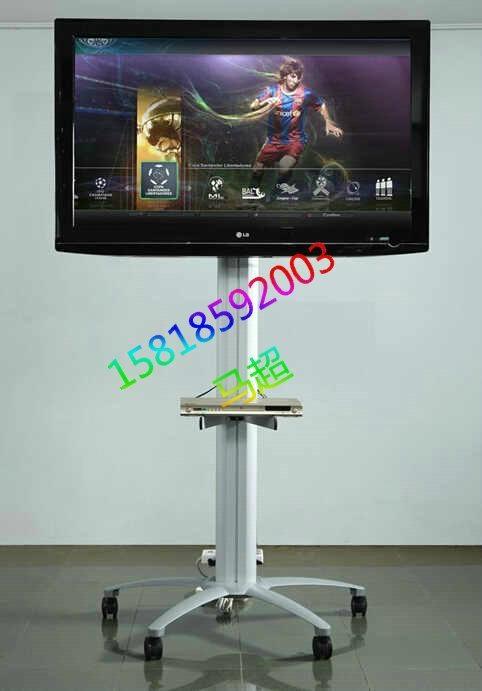 大尺寸电机推车液晶电视移动支架 3