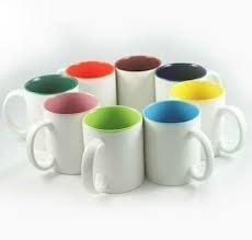 Inside Color Printed  Mug in Bulk