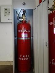 机房消防系统气体灭火设备