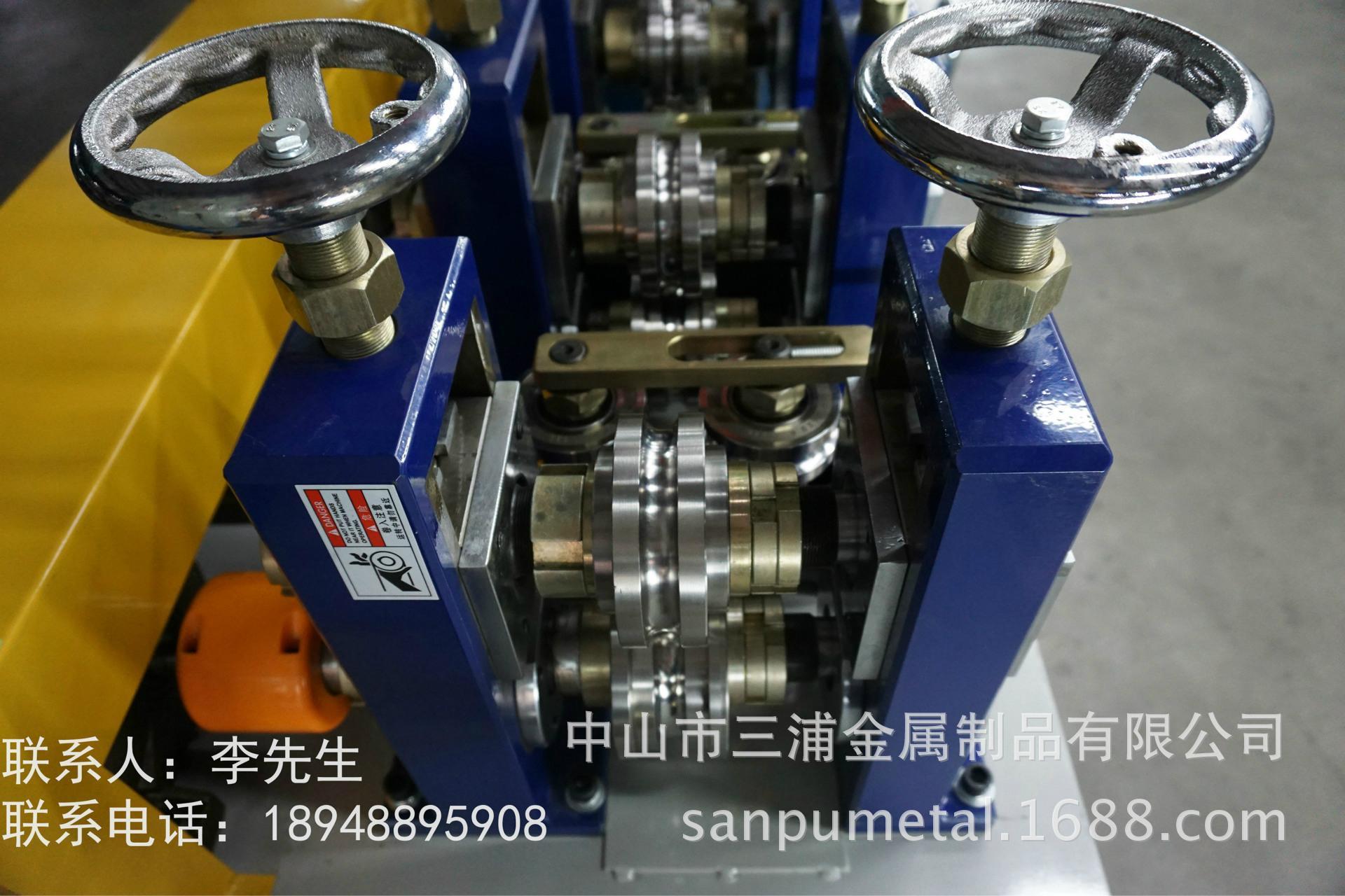 供應精密焊管模具 值得信賴 中山三浦金屬制品公司  3