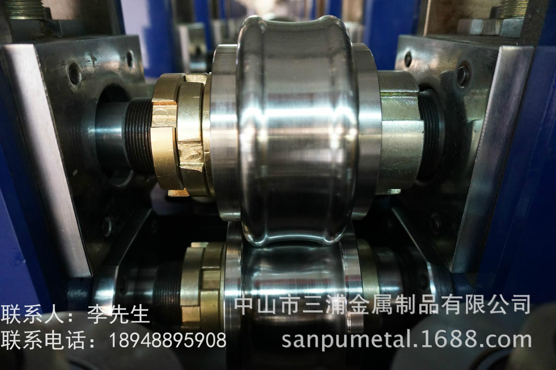 供應精密焊管模具 值得信賴 中山三浦金屬制品公司  4