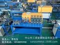 供應精密不鏽鋼焊管機組、焊管機成套設備 中山三浦金屬制品公司  5