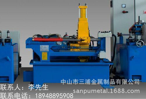 供應不鏽鋼焊管在線內整平機 值得信賴  中山三浦公司  1