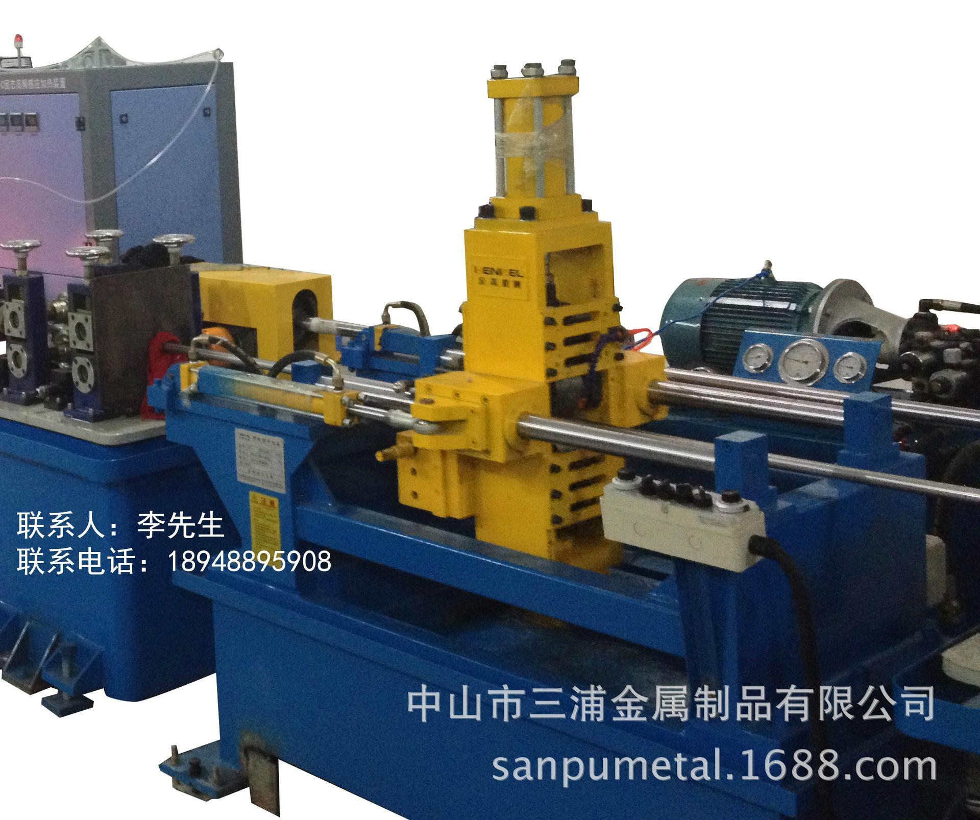供應不鏽鋼焊管在線內整平機 值得信賴  中山三浦公司  2