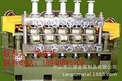 供應不鏽鋼管精密矯直機 值得信賴 中山三浦金屬制品公司