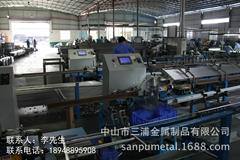 供應不鏽鋼管、鐵管、鋁管自動/半自動開料機 中山三浦金屬公司