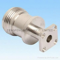 Precision CNC Machining Stainless Steel Material Electronic Parts