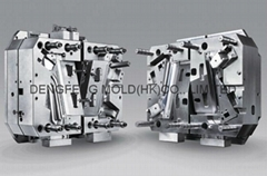 Plastic Valve Injection Mold
