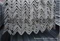 熱鍍鋅角鋼 等邊角鋼冷熱鍍鋅三角鐵上海廠家50*50*5 3