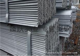 熱鍍鋅角鋼 等邊角鋼冷熱鍍鋅三角鐵上海廠家50*50*5 4