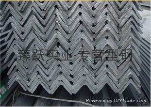 熱鍍鋅角鋼 等邊角鋼冷熱鍍鋅三角鐵上海廠家50*50*5 5