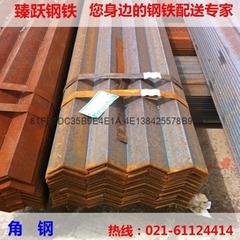 角钢 三角铁钢结构工程50*50*5 上海厂家