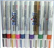 正品斑馬牌ZEBRA油漆筆記號筆打點筆200M