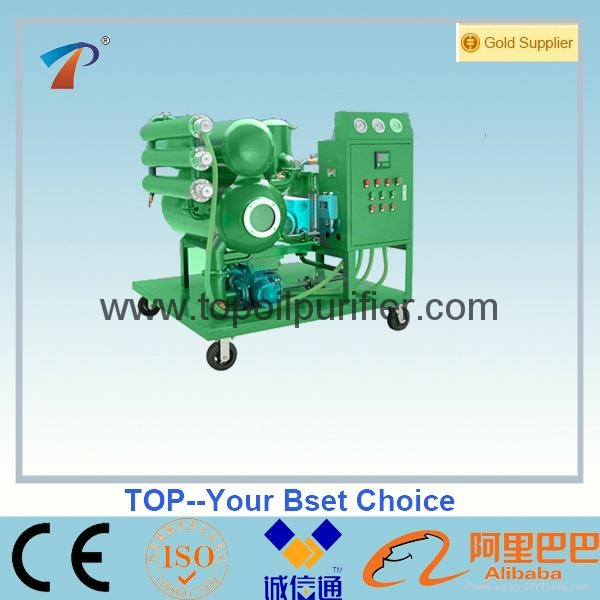 Portable Used Insulating Oil Purifier 3