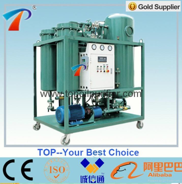 High Quality Used Turbine Oil Recycling Machine 2