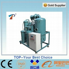 Continuous Waste Black Engine Oil Purifying Machine