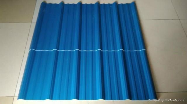 Apvc塑料瓦 1