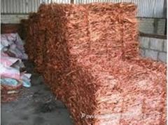 Scrap Copper Wire 99.9% Millberry Scrap