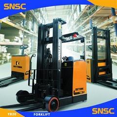 china 2 ton electric warehouse Reach Truck