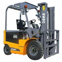 FB30 Battery powered Forklift 3ton electric Forklift truck