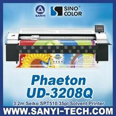 Digital Printing Machine with Seiko SPT 510/35PL Head