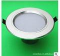 LED大功率防雾筒灯