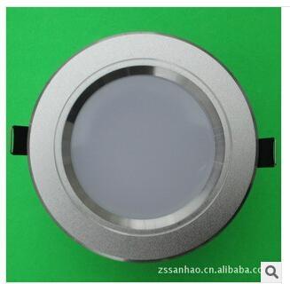 LED大功率防霧筒燈 2