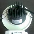 高亮度压铸3W COB筒灯 2