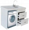 laundry wash basin