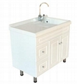 cabinet with faucet 3