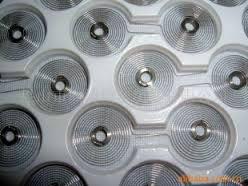 Hairsprings for gauges, oven, washing machine, etc. 4