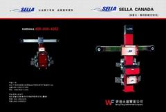 汽车维修设备之3D四轮定位仪