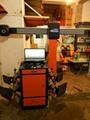 小车3D四轮定位机