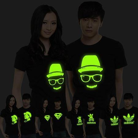 荧光T恤 2