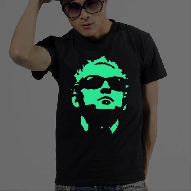 荧光T恤 5