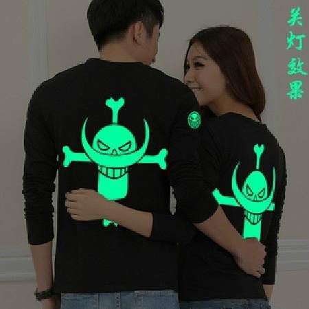 荧光T恤 4