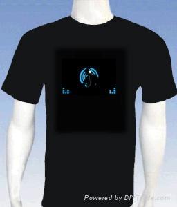 LED音乐声控衣服 4