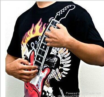 供应钢琴T恤 2