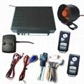 Basic One Way Car Alarm System 2