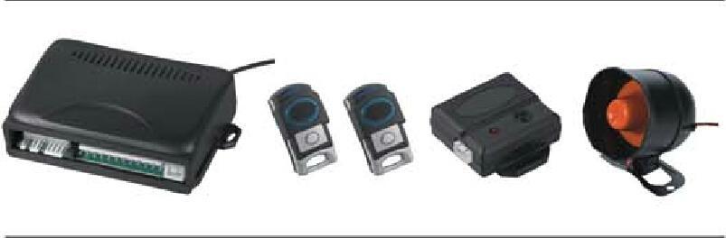New Model One Way Car Alarm System 2