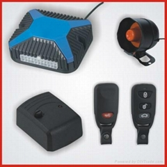 Advanced One Way Car Alarm System