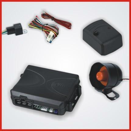 Upgraded One Way Car Alarm System 1