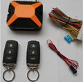 Multi-Functional Car Keyless Entry
