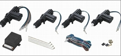 Car Central Locking System without