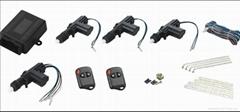 Car Remote Central Locking System
