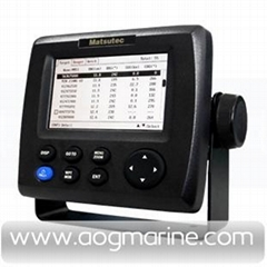 "Marine 4.3"" Color LCD GPS Navigator Combo w/ AIS Transponder HP-33A"