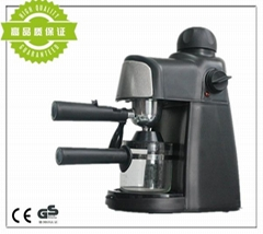 2-4 Cups Espresso Coffee Maker With 3.5Bar
