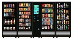 snack and food vending machine