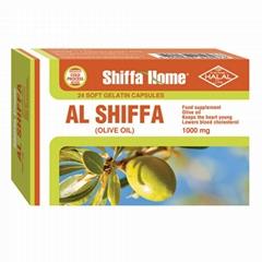 SHIFFA OLIVE OIL SOFT GEL CAPSULES