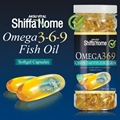Omega 3-6-9 Softgels